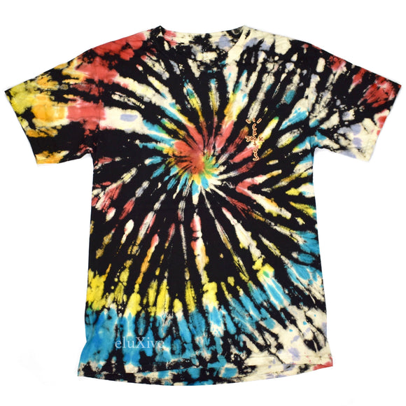 Travis Scott - Highest in the Room Tie Dye T-Shirt
