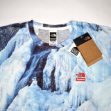 Supreme x The North Face - Ice Climb Print T-Shirt