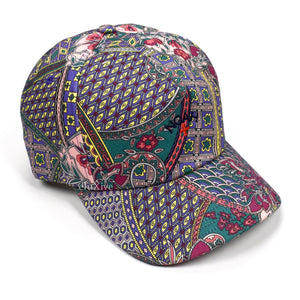Noah - Paisley Core Logo 5-Panel Hat