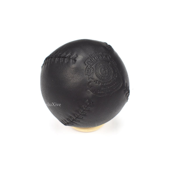 Ghurka - Black Leather Baseball No. 218