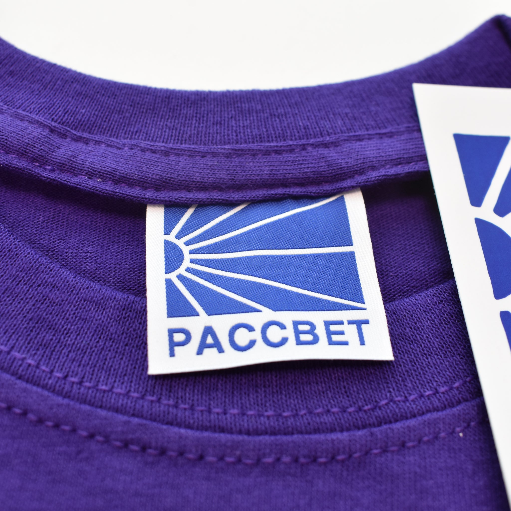 Gosha Rubchinskiy - Purple PACCBET Photo T-Shirt