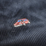 Palace x Ralph Lauren - Navy Car Emboridered Pants