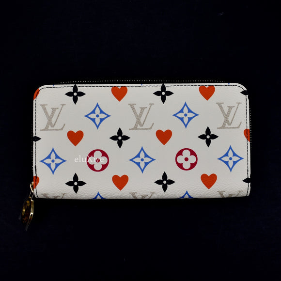 Louis Vuitton - Game On Monogram Long Zippy Wallet