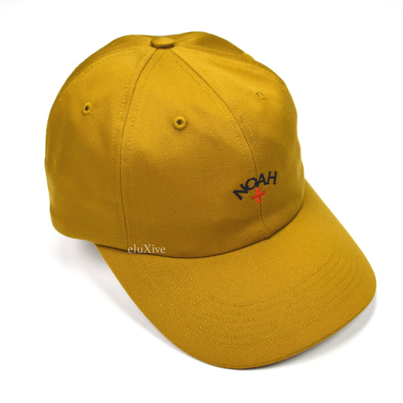 Noah - Gold Core Logo Hat (FW18)