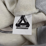 Palace - Duck Out Embroidered P-Logo Hoodie (Gray)