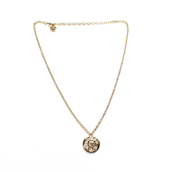 Versace - Gold Small Medusa Chain