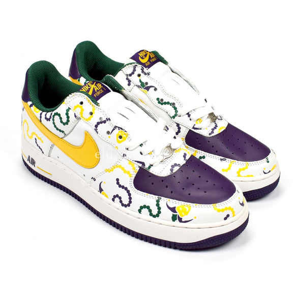 Nike - Air Force 1 'Mardi Gras'