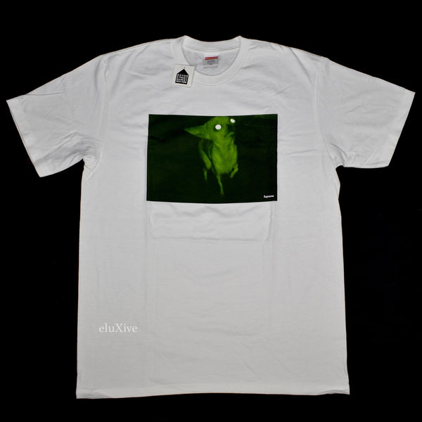 Supreme x Chris Cunningham - Chihuahua T-Shirt (White)