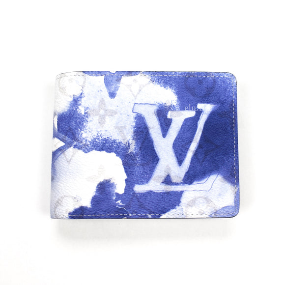 Louis Vuitton - Watercolor Monogram Multiple Wallet