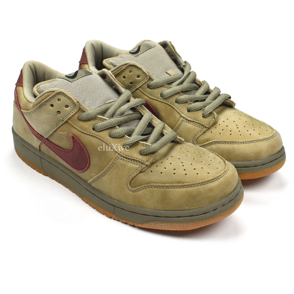 Nike - Dunk Low Pro SB 'Grits'