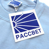Gosha Rubchinskiy - Light Blue PACCBET Sweatshirt