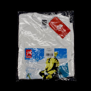 Supreme x The North Face - White Photo Logo T-Shirt