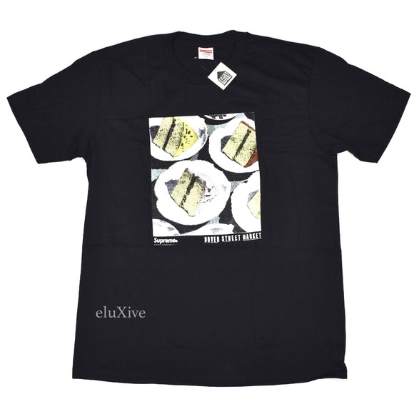 Supreme - DSM 5th Anniversary Cake T-Shirt