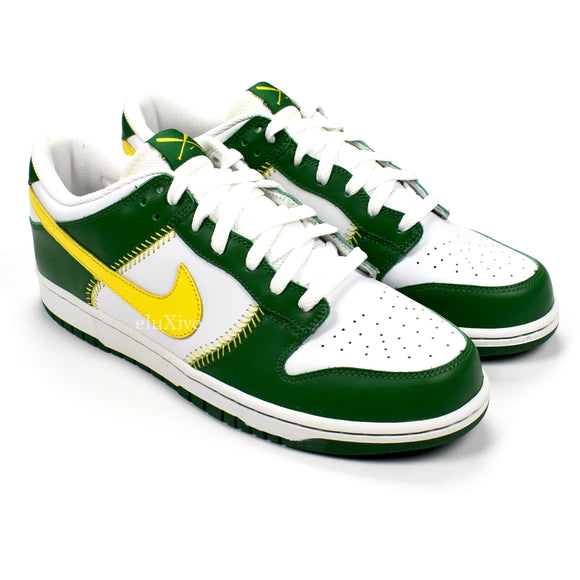 Nike - Dunk Low Baseball Pack 'Oakland A's'