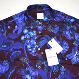 Paul Smith - Floral Goliath S/S Button Down Shirt