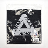 Palace - Ripped Tri-Ferg Logo T-Shirt (Black)
