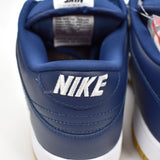 Supreme x Nike - SB Dunk Low OG QS (Navy/Gold)