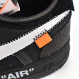 Nike x Off-White - Air Force 1 Low Black