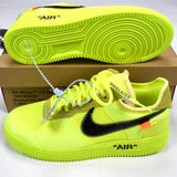Nike x Off-White - Air Force 1 Low Volt