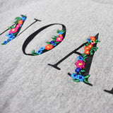 Noah - Flowers Logo Sweatshirt (Gray)