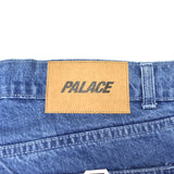Palace - 'Quacked' Duck Logo Denim Jeans