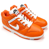 Supreme x Nike - SB Air Force 2 Orange Blaze