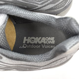 Hoka x Outdoor Voices - Clifton Sneakers (Silver)