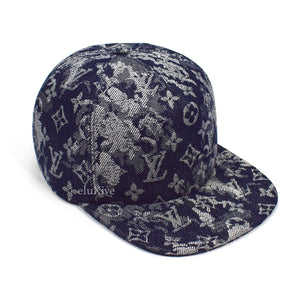Louis Vuitton - Monogram Tapestry Woven Hat