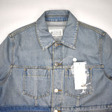Maison Margiela - Patchwork Denim Trucker Jacket
