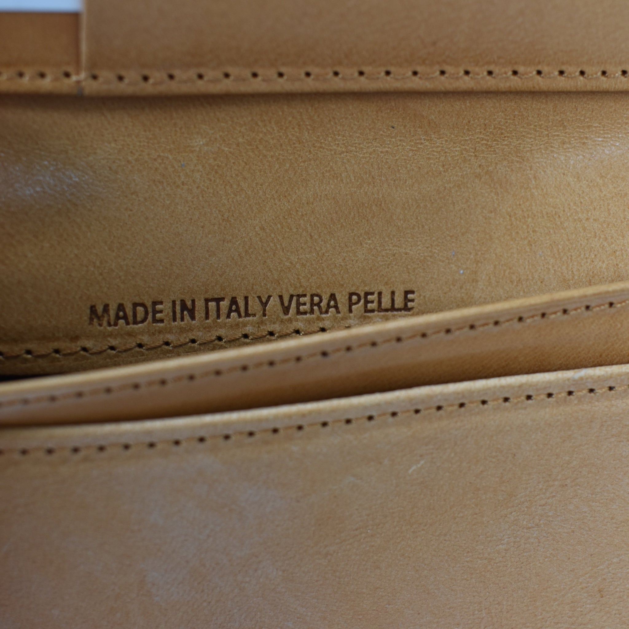 Maison Margiela - Vegetable Tanned Leather Wallet