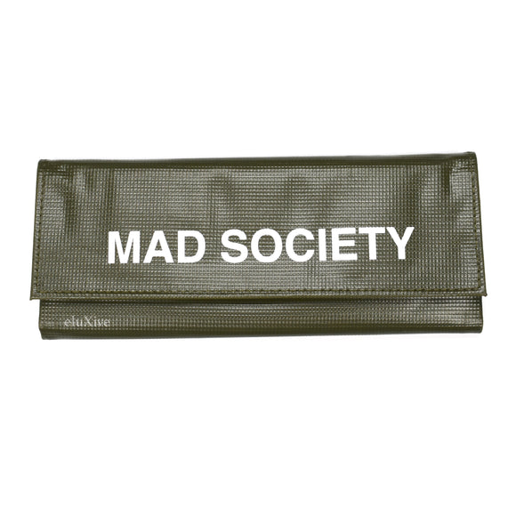 Undercover - Olive 'Mad Society' Wallet