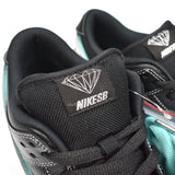 Nike x Diamond - Dunk SB Low Pro OG QS (Black)
