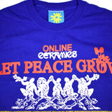 Online Ceramics - Let Peace Grow L/S T-Shirt