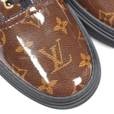 Louis Vuitton - Monogram Glaze Trocadero Sneakers