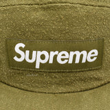 Supreme - Napped Canvas Box Logo Hat (Olive)