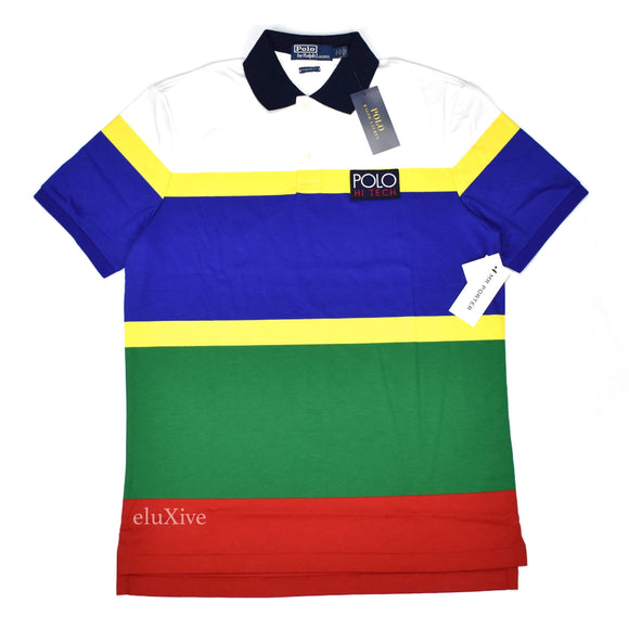 Polo Ralph Lauren - Hi-Tech Polo Shirt