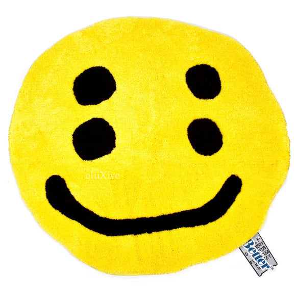 Cactus Plant Flea Market - Double Vision Smiley Face Rug
