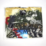 Travis Scott x DSM - Astroworld 'Screamer' Logo Tie-Dye Shirt