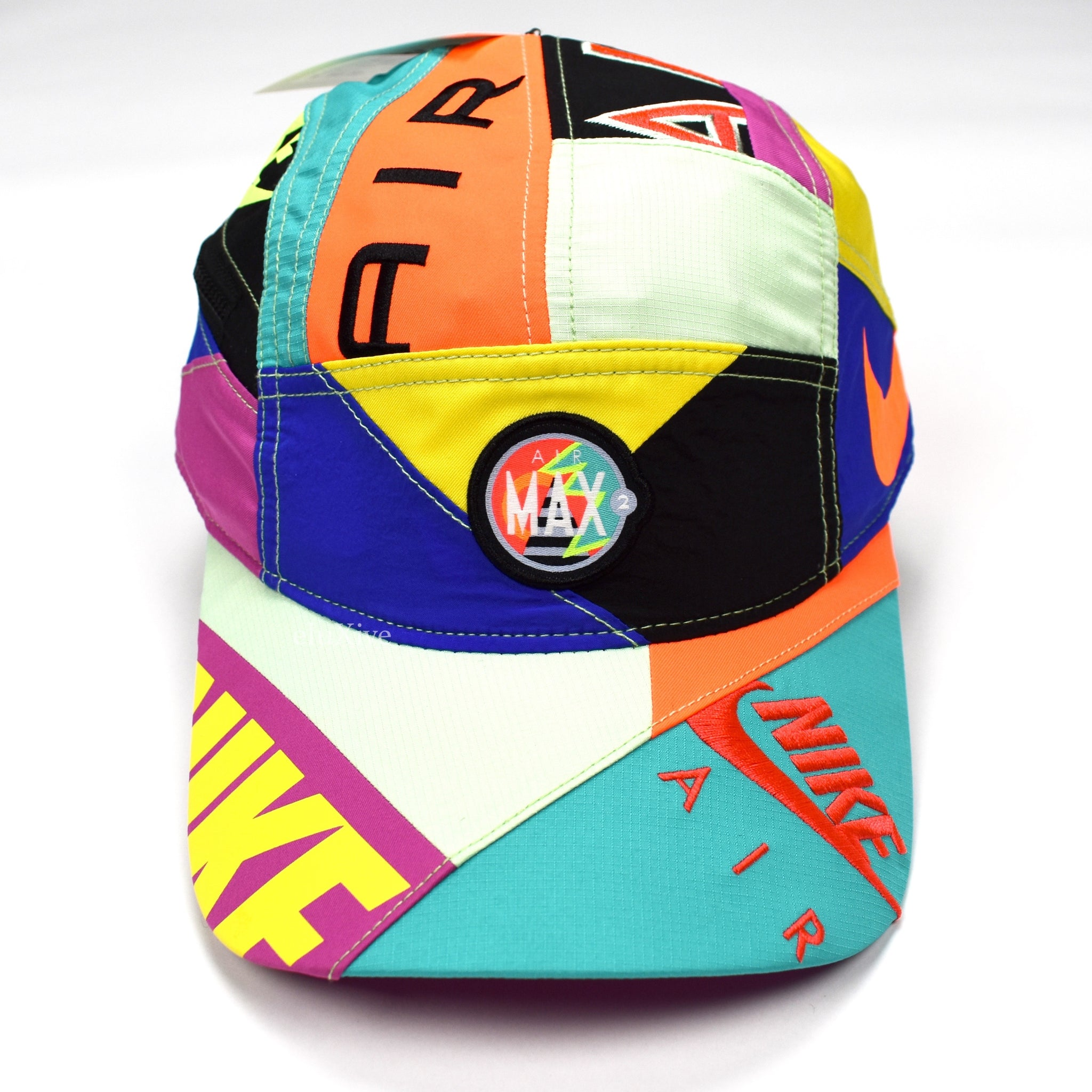 vendita calda genuina boutique outlet comprare Nike x Atmos - Patchwork Logo Running Hat – eluXive