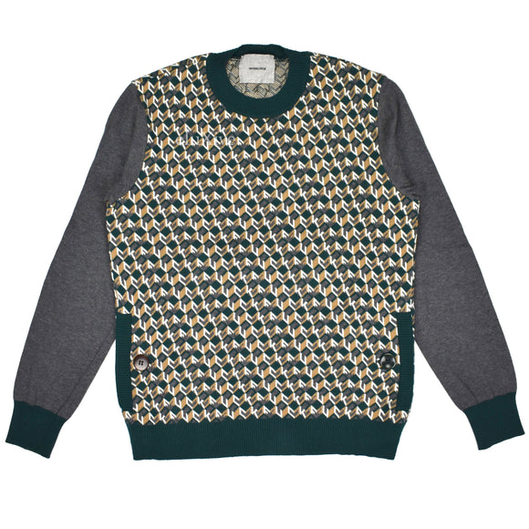 Undercover - 2012 'FUCK' Jacquard Knit Sweater