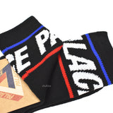 Palace - Basically A Sock Logo Socks (Black)