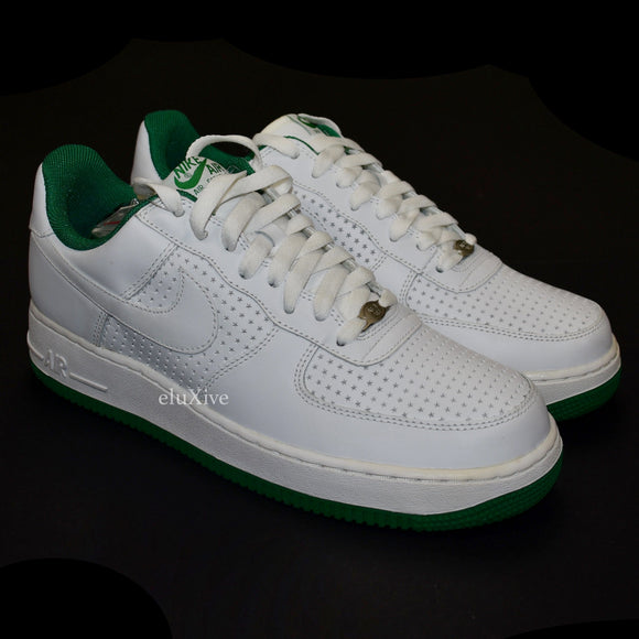 Nike - Air Force 1 'Stars' (White/Pine Green)