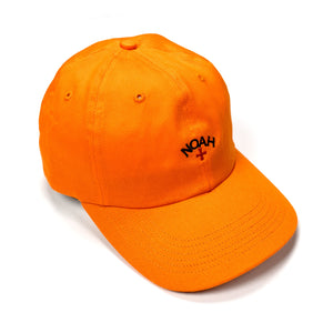 Noah - Hunter Orange Core Logo Hat