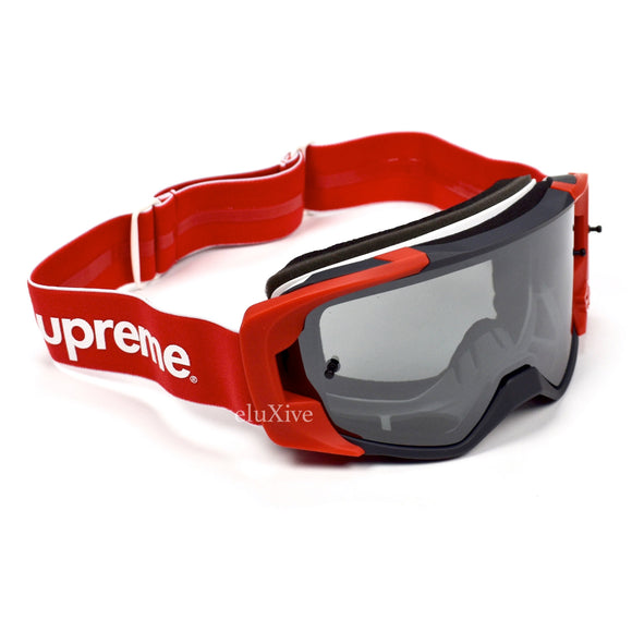 Supreme x Fox Racing - Red Box Logo Goggles
