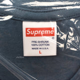 Supreme - Mike Kelley 'Empire State' T-Shirt (Slate)