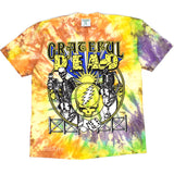 Online Ceramics - Grateful Dead Turtle River Tie-Dye T-Shirt