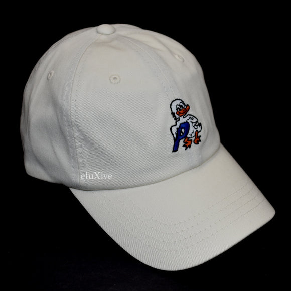 Palace - Duck Out P-Logo Hat (Off White)