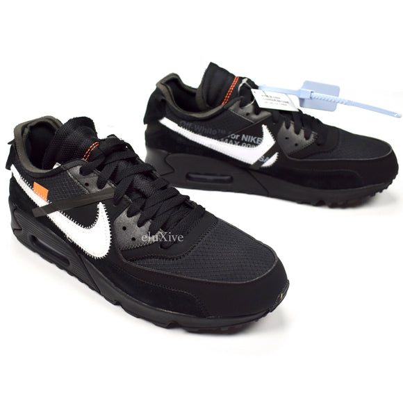 Nike x Off-White - Air Max 90 Black