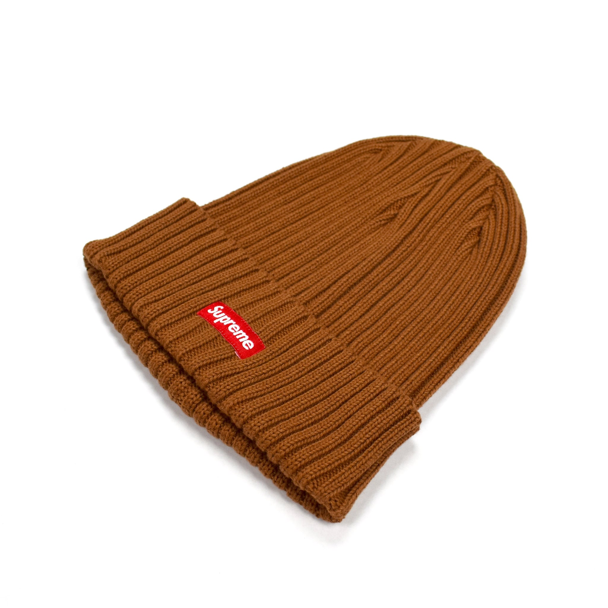 Supreme - Brown Box Logo Beanie