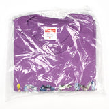 Supreme - Crystals / Rocks Logo T-Shirt (Purple)